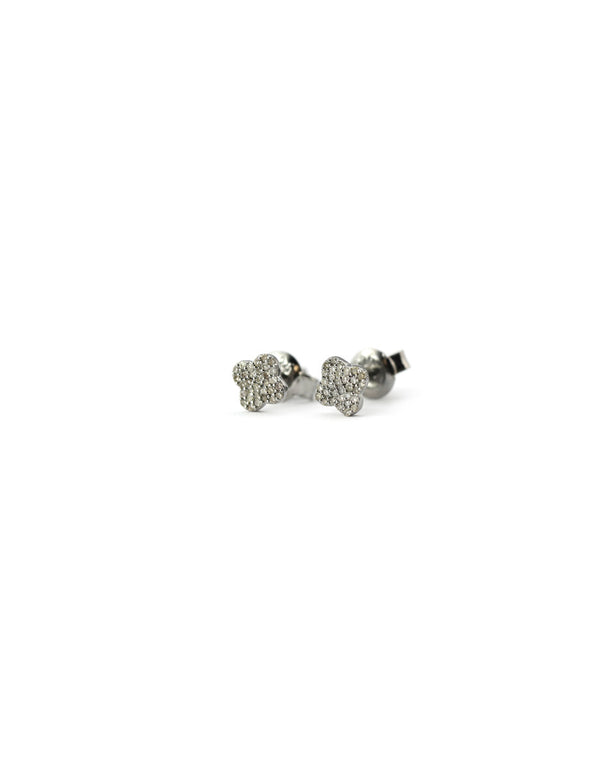 Tiny Diamond Arpel Studs