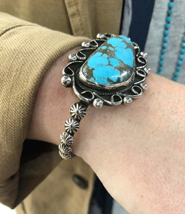 Chimney Butte Turquoise Cuff