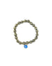 evil eye stackable bracelet