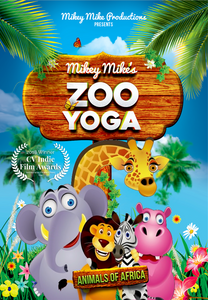 Zoo Yoga Important For Fun and Fitness For Kids