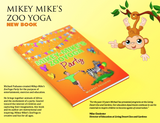 Mikey-Mike's ZooYoga DVD - Animals of Africa
