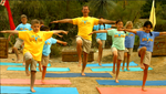 Mikey Mike's ZOO YOGA T-Shirt