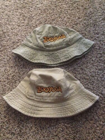 Mikey-Mike's Zoo Yoga Hat