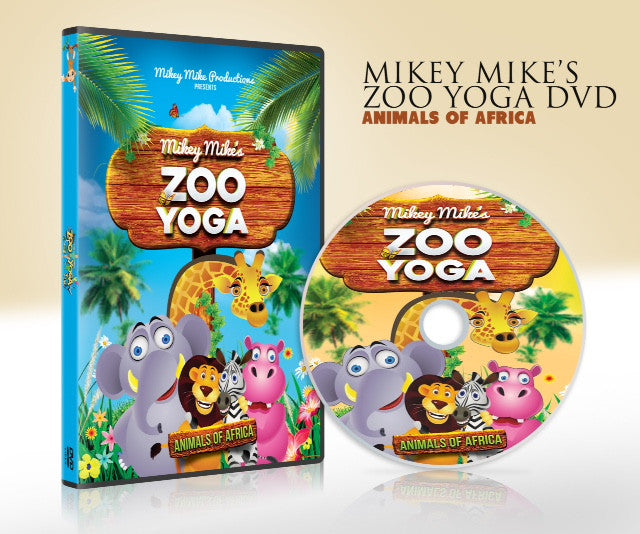 Zoo Yoga for Kids