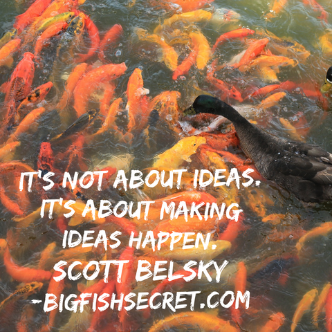 Top 10 Business Ideas - BigFishSecret.com