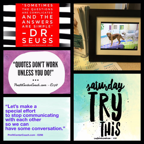 weekinreview small business blog podcast -owner advice tips recretainment