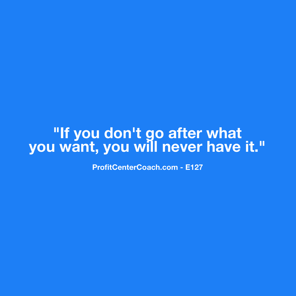 "E127 - Social Square 12"" x 12"" Inspirational Canvas Wall Hanging - ""If you don't go after what you want, you will never have it."""