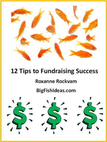 12 Tips to Fundraising Success (Free download eBook)