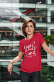 WOMEN'S XL - The Entrepreneur In Me Says - T Shirts for Inspiration and Motivation Gift