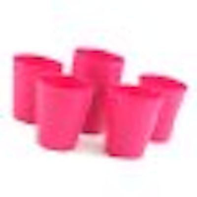 zp4112-pack-of-8-plastic-tumblers-mugs-drinking-tumblers-pink