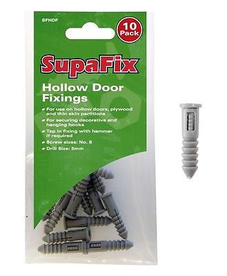 155047-supafix-hollow-door-fixings-pack-10-sfhdf