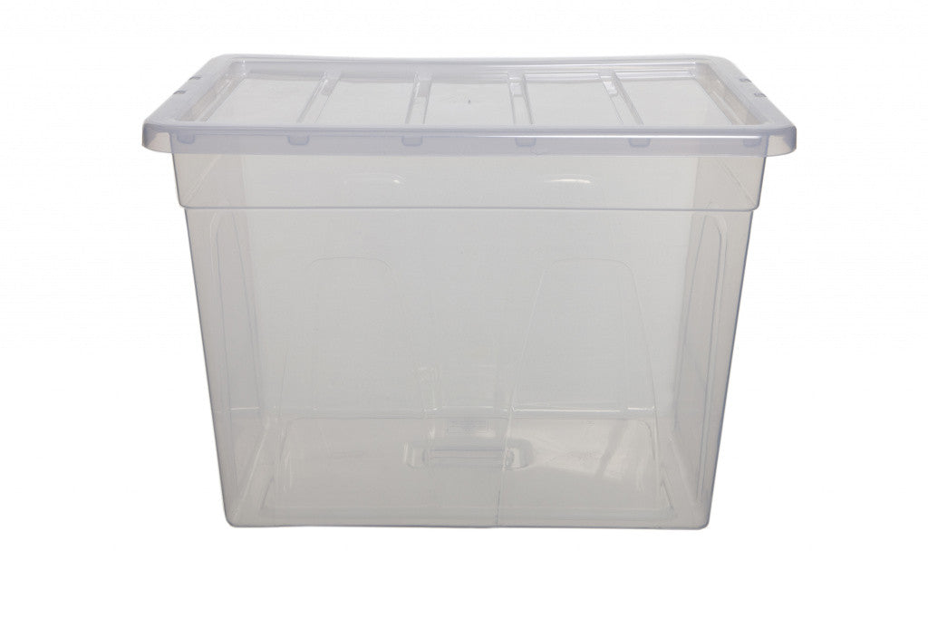 56cm Spacemaster Maxi Storage Box with Lid