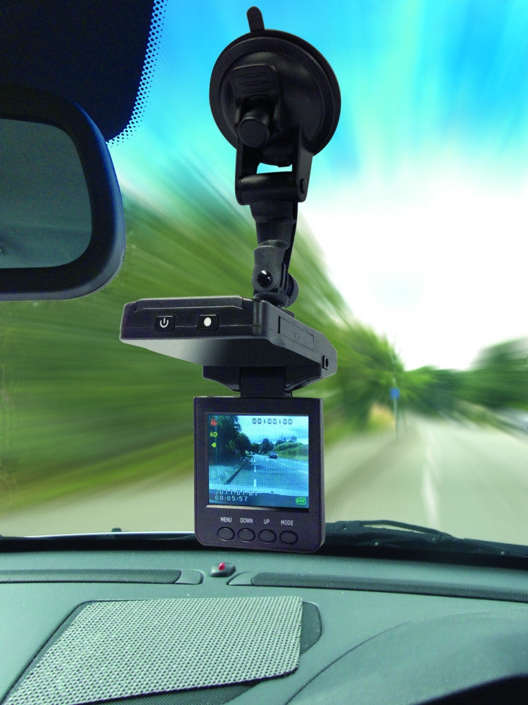2.5inch Screen Compact in car Digital Video Recorder