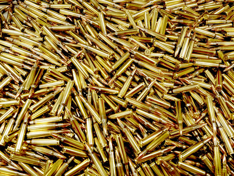 Infinity Ammunition .223/5.56, 55 grain FMJ, FACTORY LOADED, NEW BRASS Bulk Ammo