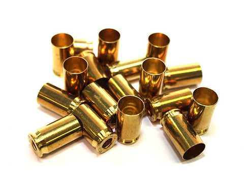 Infinity Ammunition 9mm Luger Unprimed Brass Casings-NEW