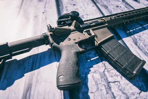 Custom KARMA! Billet KM-15 Semi-Automatic Rifles Customized to your specifications!