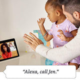 "Amazon Echo Show (2nd Gen) – Premium sound and vibrant 10.1"" HD screen - Charcoal"