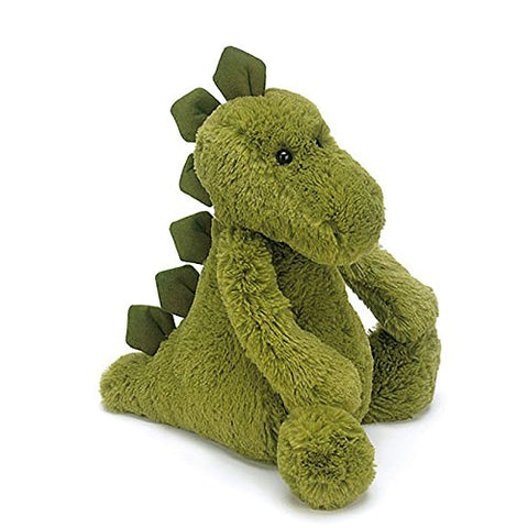 Jellycat Bashful Dinosaur, Small, 7 inches
