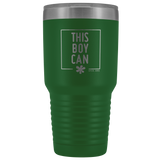Insulated Tumbler 30 OZ.- This Boy Can