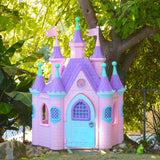 ECR4Kids Jumbo Princess Palace Playhouse ,Pink