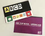 Rett U Communication Flip Books by Susan Norwell ($25.99 - $145.99)