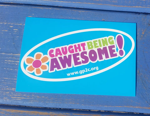 Caught Being Awesome Postcards (set of 10)