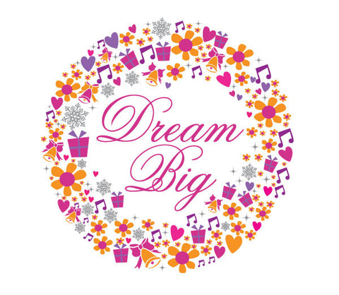 Dream Big Notecards (set of 10)