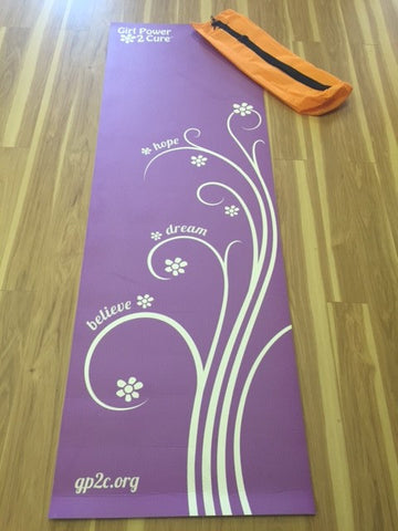 Yoga Mat- Believe Dream Hope