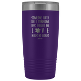 Insulated Tumbler 20 OZ.- Love Needs No Words
