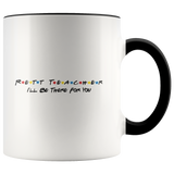Mug- 11 oz. RETT TEACHER