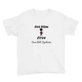 Youth T-Shirt- Set Him Free