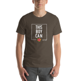 Unisex T-Shirt- THIS BOY CAN