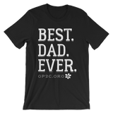 Men's T-Shirt- BEST. DAD. EVER.