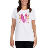 Women's t-shirt- pRETTy girl