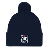 Knit Cap- Girl Power