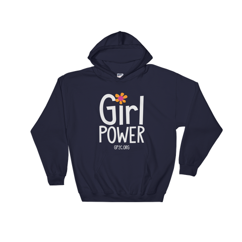 Hooded Sweatshirt- GIRL POWER