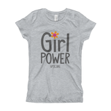 Girl's T-Shirt- GIRL POWER