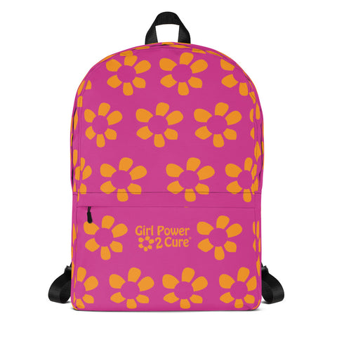 GP2C Backpack (Orange/Pink)