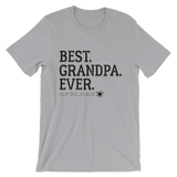 Men's T-Shirt- BEST. GRANDPA. EVER.