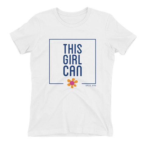 Women's T-Shirt- THIS GIRL CAN