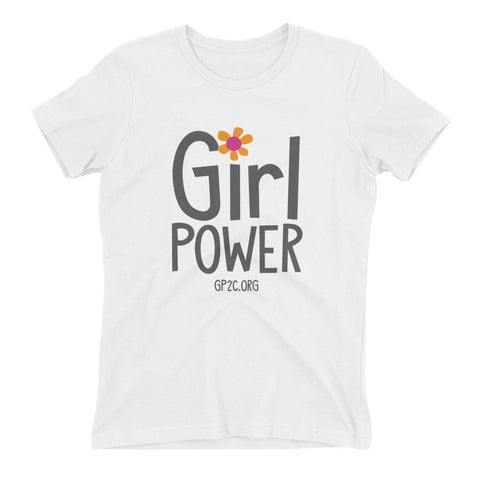 Women's T-Shirt- GIRL POWER