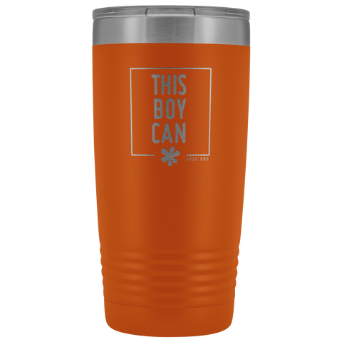 INSULATED TUMBLER 20 OZ.- This Boy Can