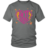 pRETTy GIRL T-SHIRT- UNISEX