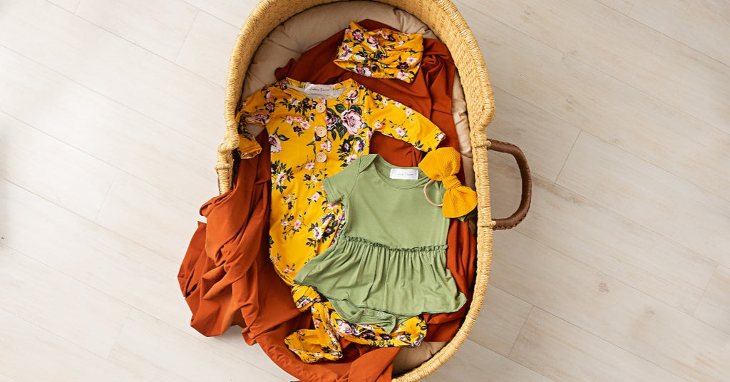 Baby Shower Gift Ideas For Fall and Winter Babies