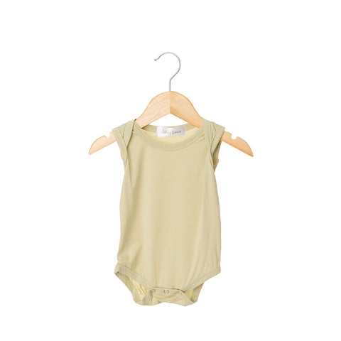 Oat Sleeveless Bodysuit