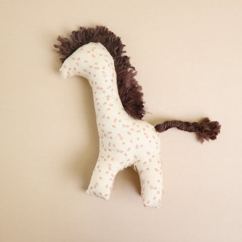 Handmade Stuffed Giraffe- 100% donation