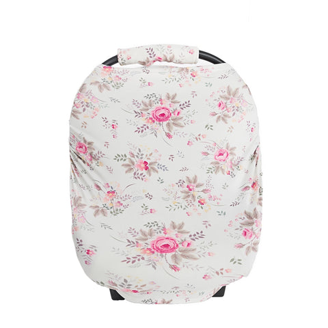 Aria Collection 3 In 1 Breastfeeding/Car Seat Cover