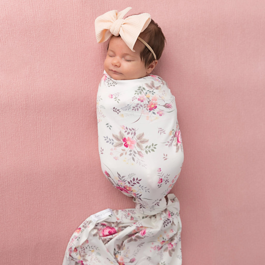 Aria Collection Swaddle Blanket