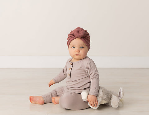 Sweater Turbans- Baby Knot Turbans