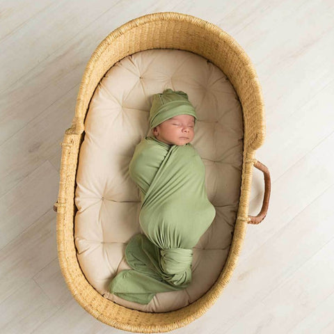 Avocado Swaddle Blanket